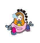 喋るマトリョーシカ【関西弁】(個別スタンプ:08)