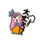 喋るマトリョーシカ【関西弁】(個別スタンプ:11)