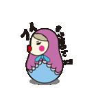 喋るマトリョーシカ【関西弁】(個別スタンプ:13)