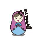 喋るマトリョーシカ【関西弁】(個別スタンプ:17)