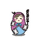 喋るマトリョーシカ【関西弁】(個別スタンプ:21)