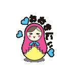 喋るマトリョーシカ【関西弁】(個別スタンプ:26)