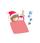 いちごちゃん & うさぎちゃん(個別スタンプ:28)