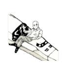 豆田さん(個別スタンプ:14)