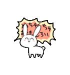 かわいいウサちゃん(個別スタンプ:3)