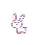 かわいいウサちゃん(個別スタンプ:12)