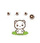 クマのミンさんの日常【冬】(個別スタンプ:20)