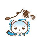 クマのミンさんの日常【冬】(個別スタンプ:30)