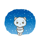 クマのミンさんの日常【冬】(個別スタンプ:31)