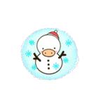 冬ラブ 亥 いのしし うりぼう うりりん(個別スタンプ:30)