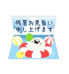 よく動く★お祝い&春夏秋冬・季節の挨拶(個別スタンプ:16)