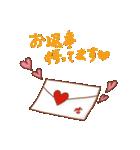♡うさぎの日常使いスタンプ♡(個別スタンプ:08)