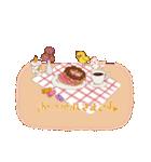 ♡うさぎの日常使いスタンプ♡(個別スタンプ:09)