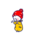 ぼうし坊っちゃん 1(個別スタンプ:02)