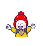 ぼうし坊っちゃん 1(個別スタンプ:03)