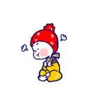 ぼうし坊っちゃん 1(個別スタンプ:05)