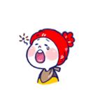 ぼうし坊っちゃん 1(個別スタンプ:06)