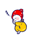 ぼうし坊っちゃん 1(個別スタンプ:07)