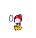 ぼうし坊っちゃん 1(個別スタンプ:08)