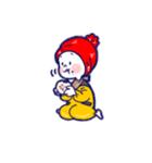 ぼうし坊っちゃん 1(個別スタンプ:09)
