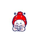 ぼうし坊っちゃん 1(個別スタンプ:10)