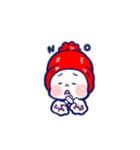 ぼうし坊っちゃん 1(個別スタンプ:11)