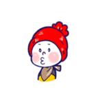 ぼうし坊っちゃん 1(個別スタンプ:15)