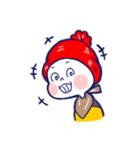 ぼうし坊っちゃん 1(個別スタンプ:16)