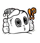 マシュマロちゃんとマシュマロフレンズ2☆(個別スタンプ:05)