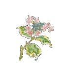 四季の草花(陶芸家描き下ろしシリーズ)(個別スタンプ:08)