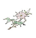四季の草花(陶芸家描き下ろしシリーズ)(個別スタンプ:09)