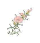 四季の草花(陶芸家描き下ろしシリーズ)(個別スタンプ:11)