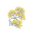 四季の草花(陶芸家描き下ろしシリーズ)(個別スタンプ:21)