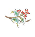 四季の草花(陶芸家描き下ろしシリーズ)(個別スタンプ:23)