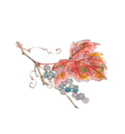 四季の草花(陶芸家描き下ろしシリーズ)(個別スタンプ:29)