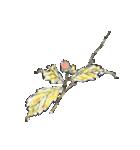四季の草花(陶芸家描き下ろしシリーズ)(個別スタンプ:32)