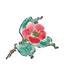 四季の草花(陶芸家描き下ろしシリーズ)(個別スタンプ:35)
