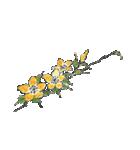 四季の草花(陶芸家描き下ろしシリーズ)(個別スタンプ:40)