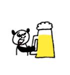 メガジョッキせんぱい(個別スタンプ:05)