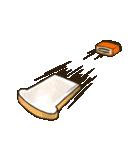歩く食パン(個別スタンプ:14)