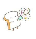 歩く食パン(個別スタンプ:39)