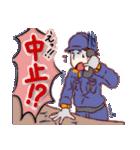消防士さん詰め合わせ(個別スタンプ:11)