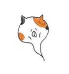 ミケ猫のムー(個別スタンプ:07)