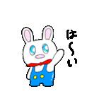 おーばーおーるうさぎ!(個別スタンプ:02)