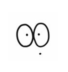 常真顔兎(個別スタンプ:33)