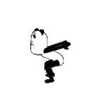 OH!パンダ!パンダ!パンダ! 02(個別スタンプ:06)
