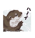 動物スタンプ 【 ZOO.Ⅱ】(個別スタンプ:04)