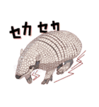 動物スタンプ 【 ZOO.Ⅱ】(個別スタンプ:15)