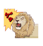 動物スタンプ 【 ZOO.Ⅱ】(個別スタンプ:37)