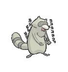 アライグマのあにき(個別スタンプ:02)